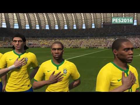 FIFA 16 vs  PES   Pro Evolution Soccer 2016 Graphics Comparison PS4 FullHD60fps