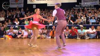 WRRC Boogie-Woogie World Championship 2013 (Place 1 - 3)