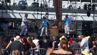 TKA - Come Get My Love (13th Freestyle Festival In Long Beach, 5 de Mayo 2018)