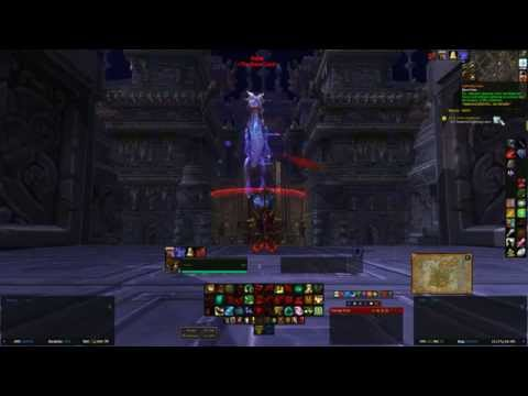 World Of Warcraft - Guide - Spirit of the Storm Lord - Solo! (Legendary Cloak Quest)