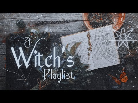 enchanting songs for a witch 🌙【folk \/ pagan playlist】