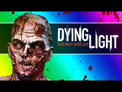 Dying Noobs (Dying Light Co-op Gameplay Moments & Glitches)