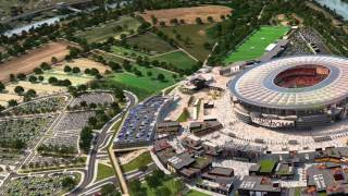 Introducing AS Roma's new Stadio della Roma, due for completion in 2017