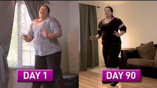 Zumba Fitness Rush 90 Day Challenge: Daisy