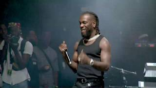 Burna Boy's Full Performance At The Interswitch One Africa Music Fest New York 2019