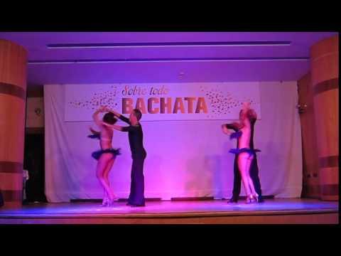 Latin Flow Dancers Sobre todo BACHATA 2014