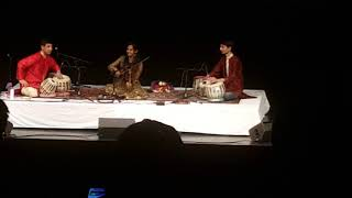 Nandini Shankar(Ace Indian Violinist) performs at Sounds of India, Auckland, New Zealand.