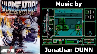 2020-01-29 Amstrad CPC Music – The Vindicator ( Green Beret 2 )