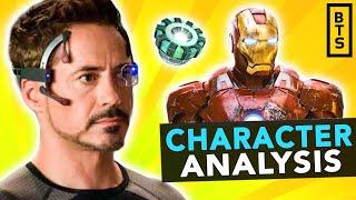Marvel's Iron Man: A Look Into Tony Stark's Intense Character Development