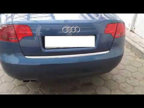 Watch Audi A6 4F 2 4 V6 exhaust sound (Original)   CAR VIDYA