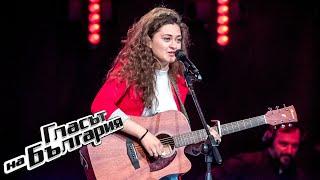 Joana Sashova – Ne idvai | Blind Auditions | The Voice of Bulgaria 2020