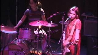 Sleater Kinney Live @ La Luna, 1999. Part 2
