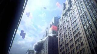 Die besten 100 Videos Pixel Angriff auf New York - Pixel Stars invade NY