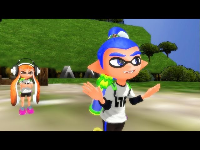 Mmd-splatoon-inkling-boy