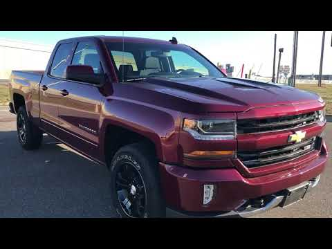 2017 Chevrolet Silverado (CC-1297494) for sale in Ramsey, Minnesota