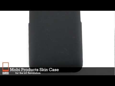 Mobi Products Skin Case for LG Revolution