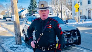 """Crazy: HE WANTS TO KILL ME FAST!!! """"Gestapo-Like"""" OFFICER ARRIVES!!! 1st amendment audit FAIL!"""