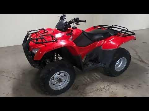 2011 HONDA TRX 420 FE