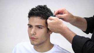 Aveda How-To | Classic Men's Formal & Casual Hairstyles