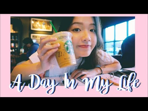 Một Ngày Bình Thường Của Một Du Học Sinh Mỹ / Ăn Thử Cereal Vị Oreo | A Day in My Life  || Diane Le