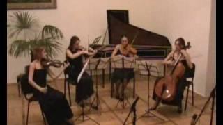A. Copland - Rodeo Hoedown (string quartet) Струнный квартет