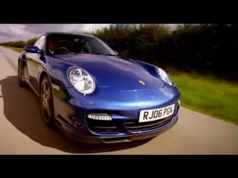 Jeremy Sees the Light – Ferrari vs Porsche 911 – Top Gear – BBC