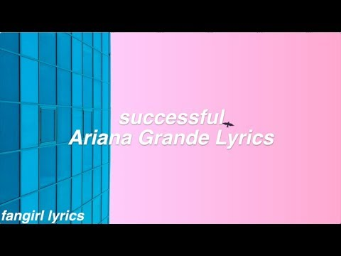 mp4 Successful Lyrics, download Successful Lyrics video klip Successful Lyrics