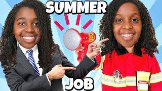 WE GOT A SUMMER JOB!! - Onyx Family