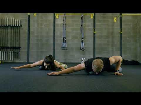 Napięcie mięśnia lewej strony pleców