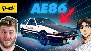 Toyota AE86: You Know The Name But Do You Know The Car?