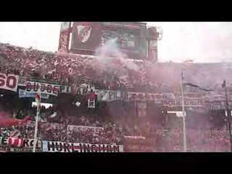 """""""Hinchada de River Plate - Espectacular - Campeon 2008"""" Barra: Los Borrachos del Tablón • Club: River Plate"""