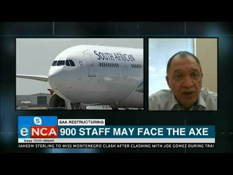 SAA to retrench about 900 workers
