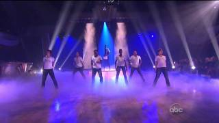 Christina Aguilera - Beautiful - 11.23.10 (Dancing With The Stars Finale) [ TheSuperHD Video ]