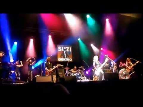 Suzi Quatro  -  Your Mama Wont Like Me  -  Perth 2015