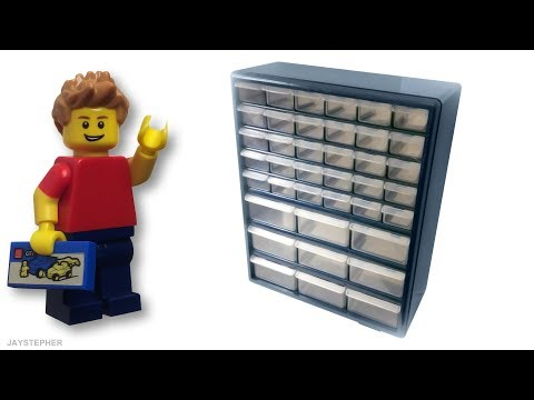 Thoughts StackOn DS60 60 Drawer Storage Cabinet