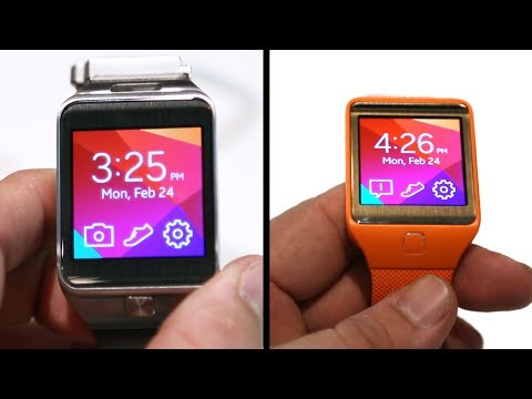Samsung Gear 2 vs Gear 2 Neo: Hands-On Comparison