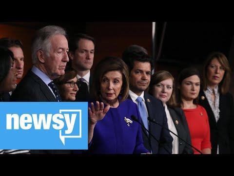 Democrats back Trump's USMCA deal