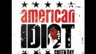 Green Day - 21 Guns - The Original Broadway Cast Recording