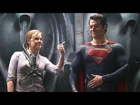 The Making of 'Man of Steel' Behind The Scenes