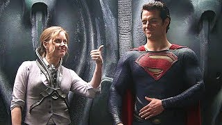 The Making Of 'Man of Steel' Featurette