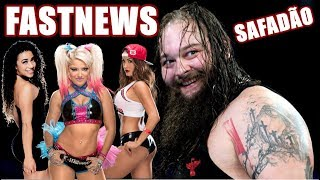 BRAY WYATT PEGANDO DIVA DA WWE - FASTNEWS