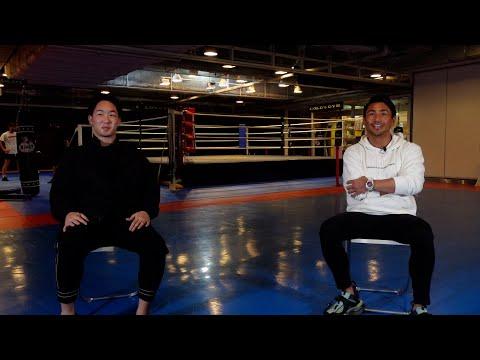 魔裟斗さんと対談したら格闘技にかける気持ちが倍増した