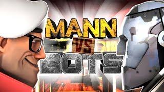 "TF2: Mann vs Bots - A ""Bots: A Documentary"" Spin-Off"