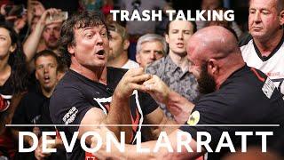 Devon Larratt best WAL trash talk  | Master of Mind Games
