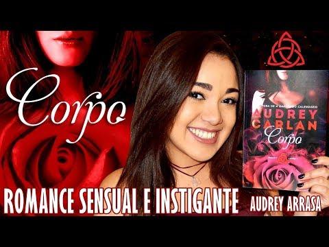CORPO, de Audrey Carlan + CONVITE | Magia Literária