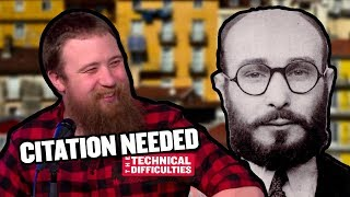 Juan Pujol Garcia and Thirtynineitude: Citation Needed 8x03
