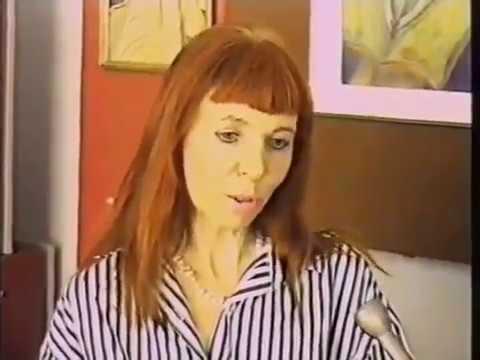 Азбука людської душі Олени Бурдаш. 1996. Виставка О. Бурдаш в Ковелі. - YouTube