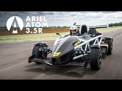 Ariel Atom 3.5R: The Best Light-Weight Track Car Ever? - Carfection Mp3