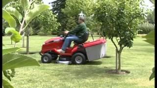 Honda HF 1211 видео