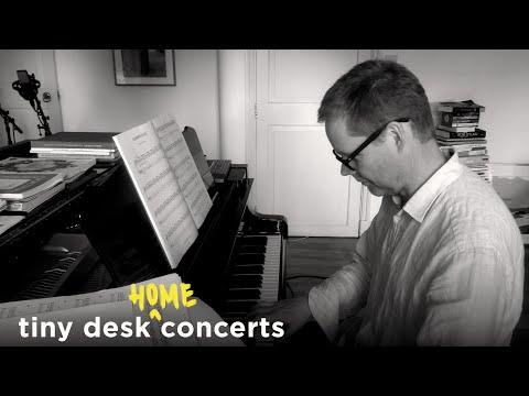 Max Richter's Tiny Desk (Home) Concert